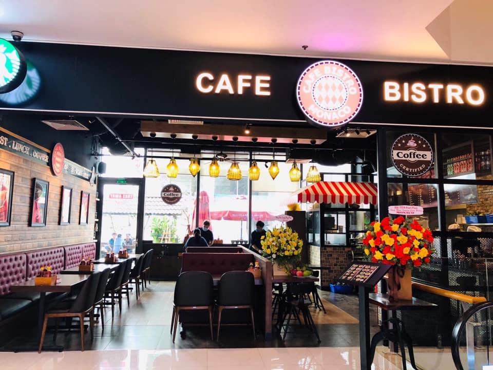 MONACO CAFE BISTRO