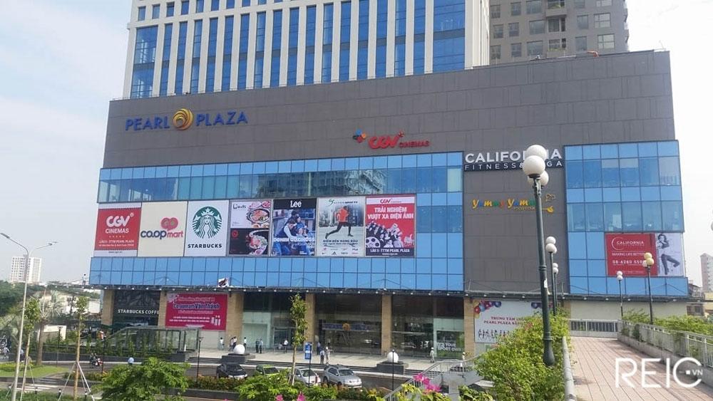 Quá trình phát triển Pearl Plaza - Màn chào sân ấn tượng của SSG Group