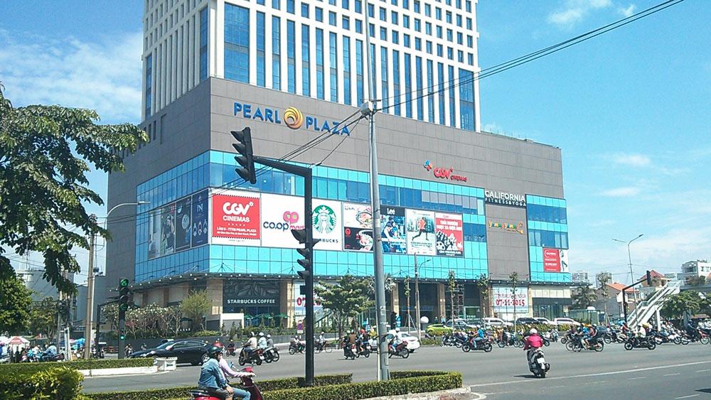 Tập đoàn SSG mở cửa trung tâm thương mại Pearl Plaza tại TP HCM