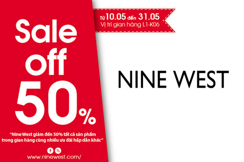 Nine West Sale off 50%