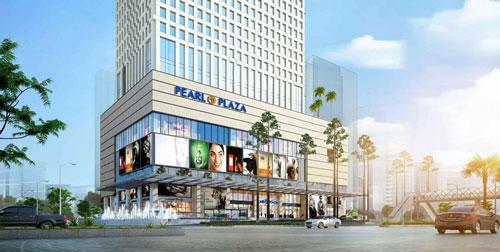 SSG sắp đưa vào hoạt động TTTM Pearl Plaza